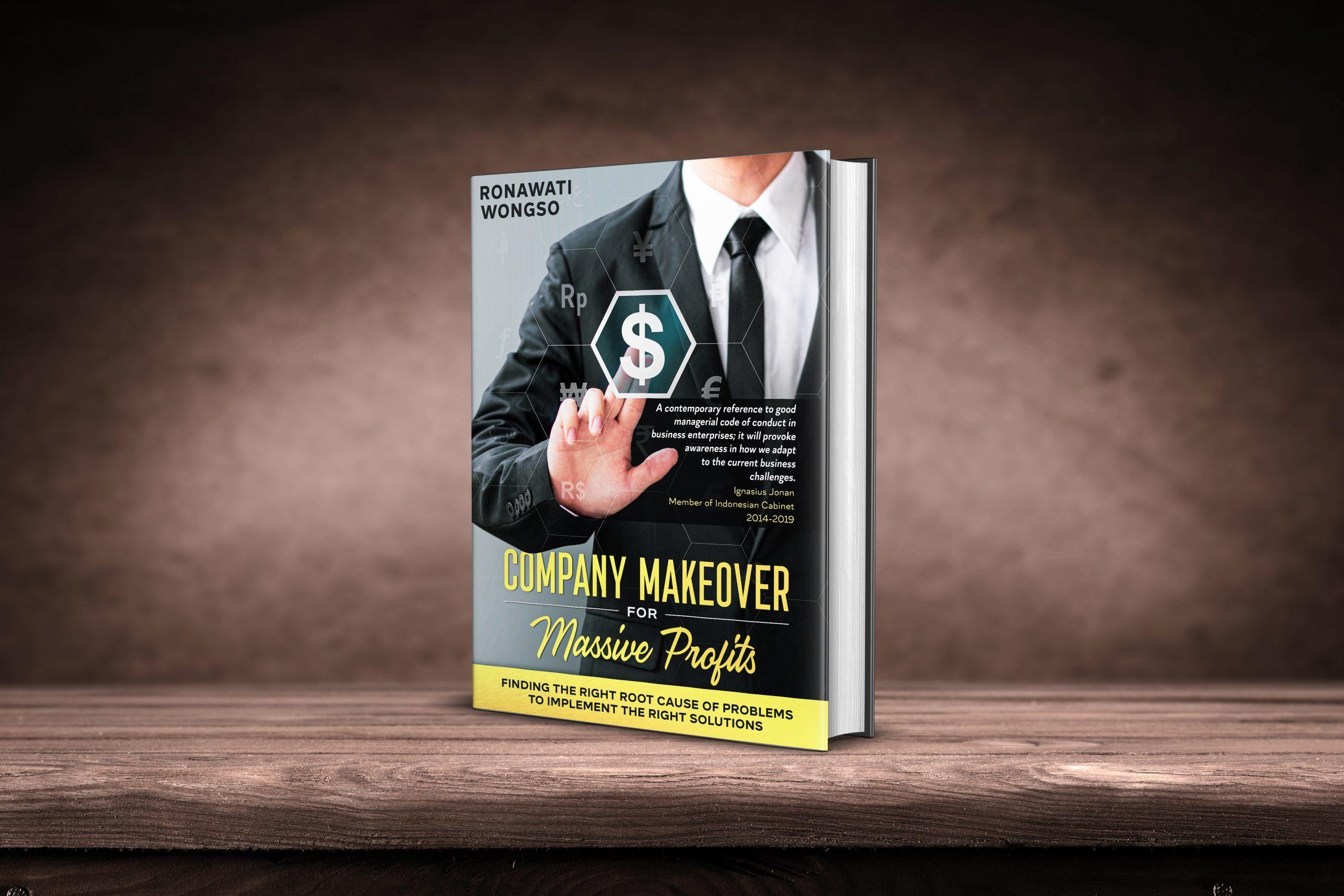 Company Makeover for Massive Profits - English book