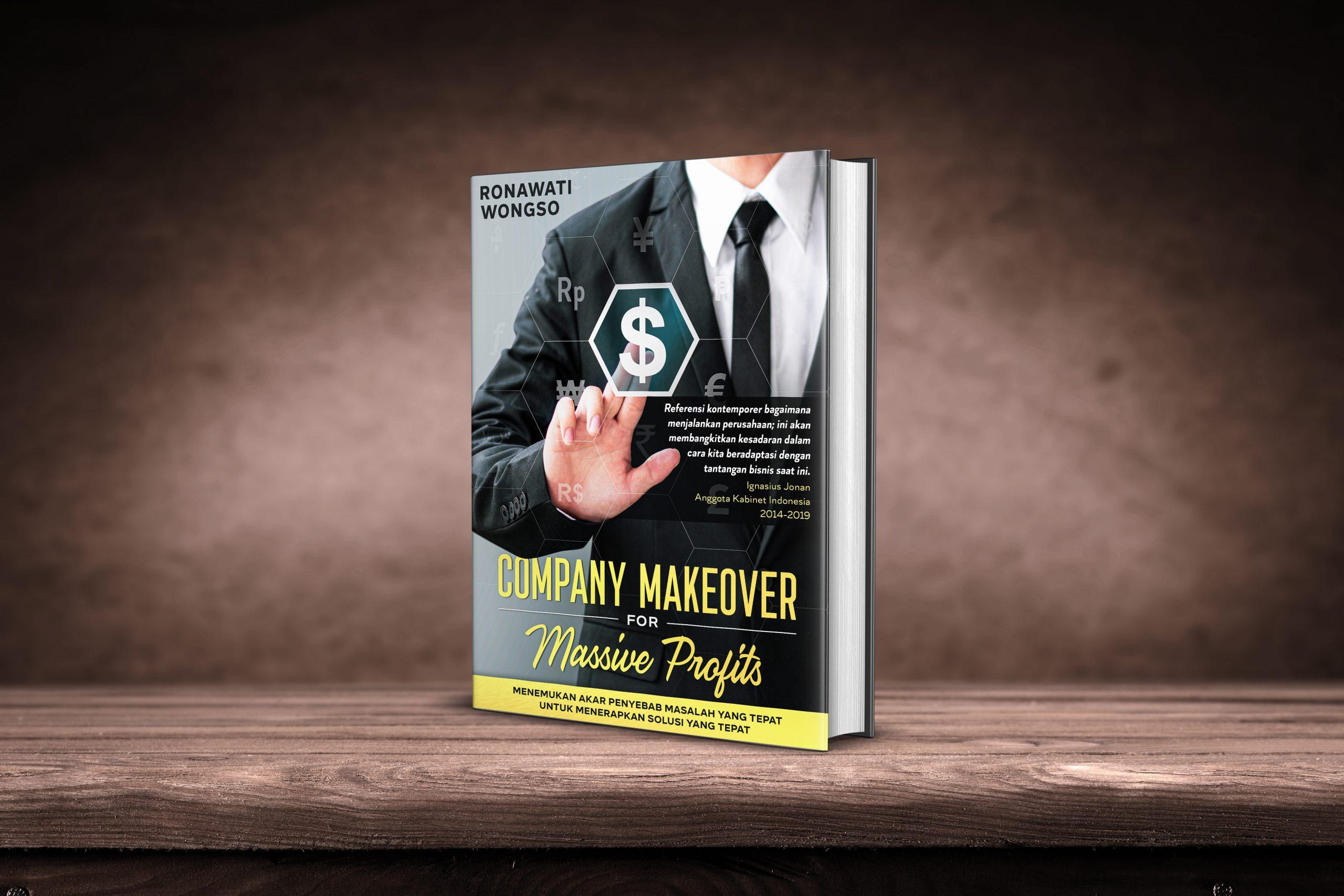 Company Makeover for Massive Profits - Indonesian Book